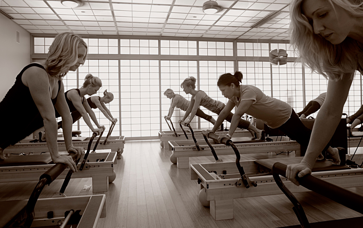 Pure Pilates Studio Gallery 01