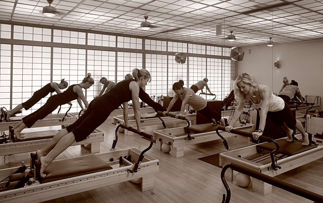 Pure Pilates Studio Gallery 02