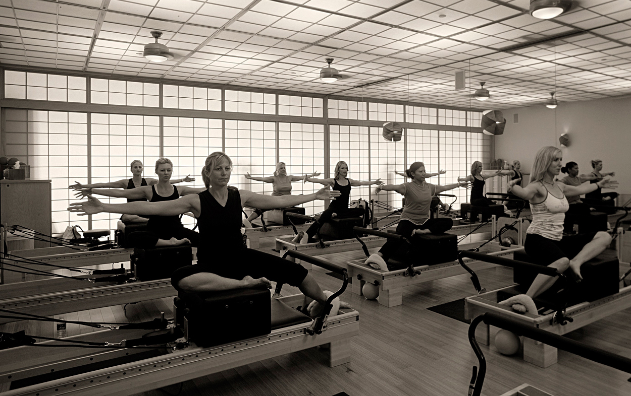 Pure Pilates Studio Gallery 03